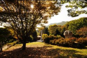 교룡산 국민관광지